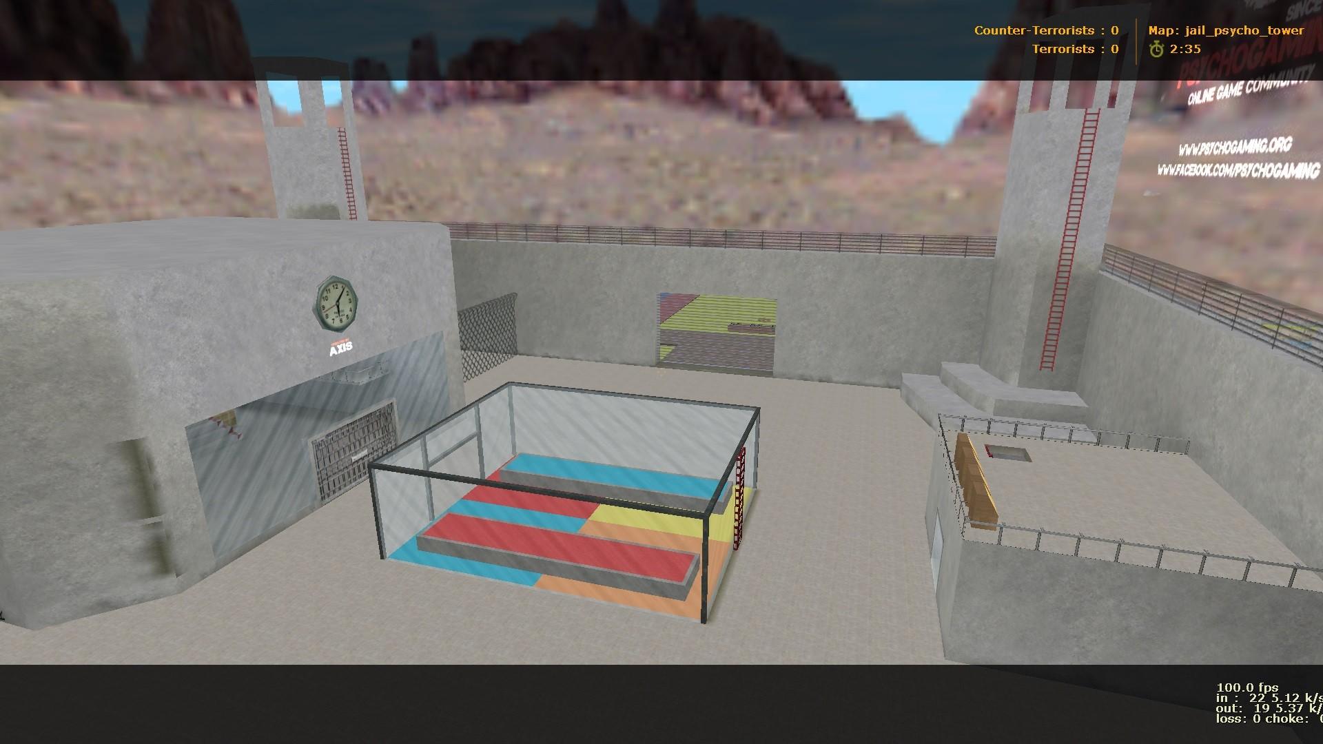 Сервера в кс 1 6 побег из тюрьмы 23 фотография